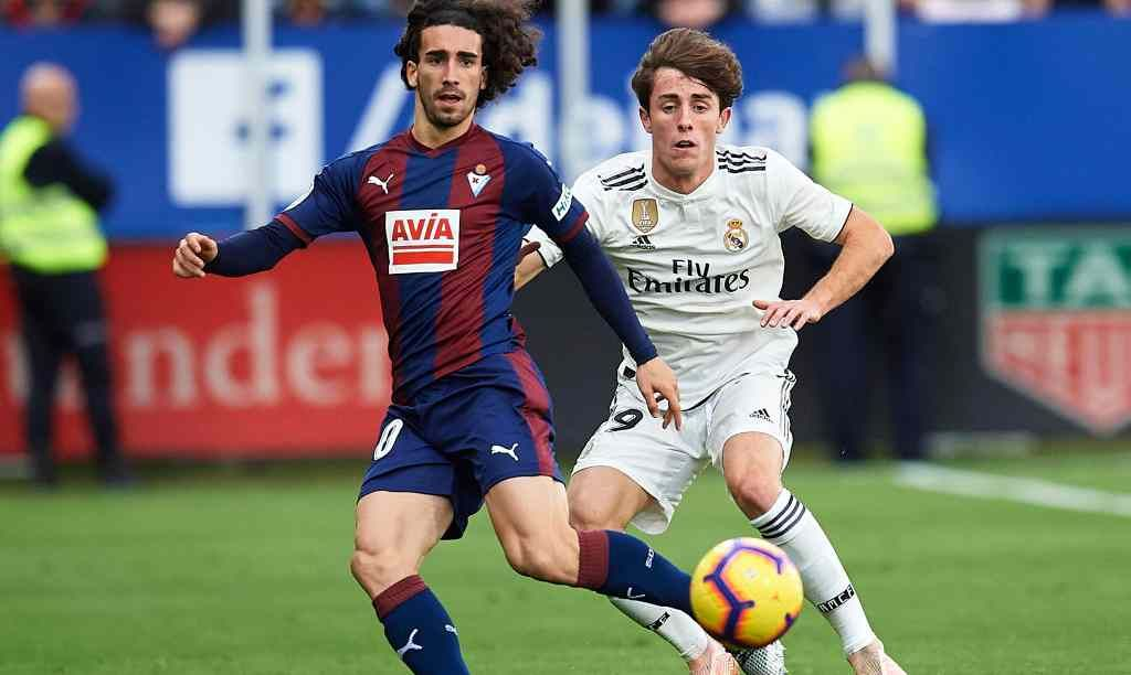 Talking points from Real Madrid's loss against Eibar