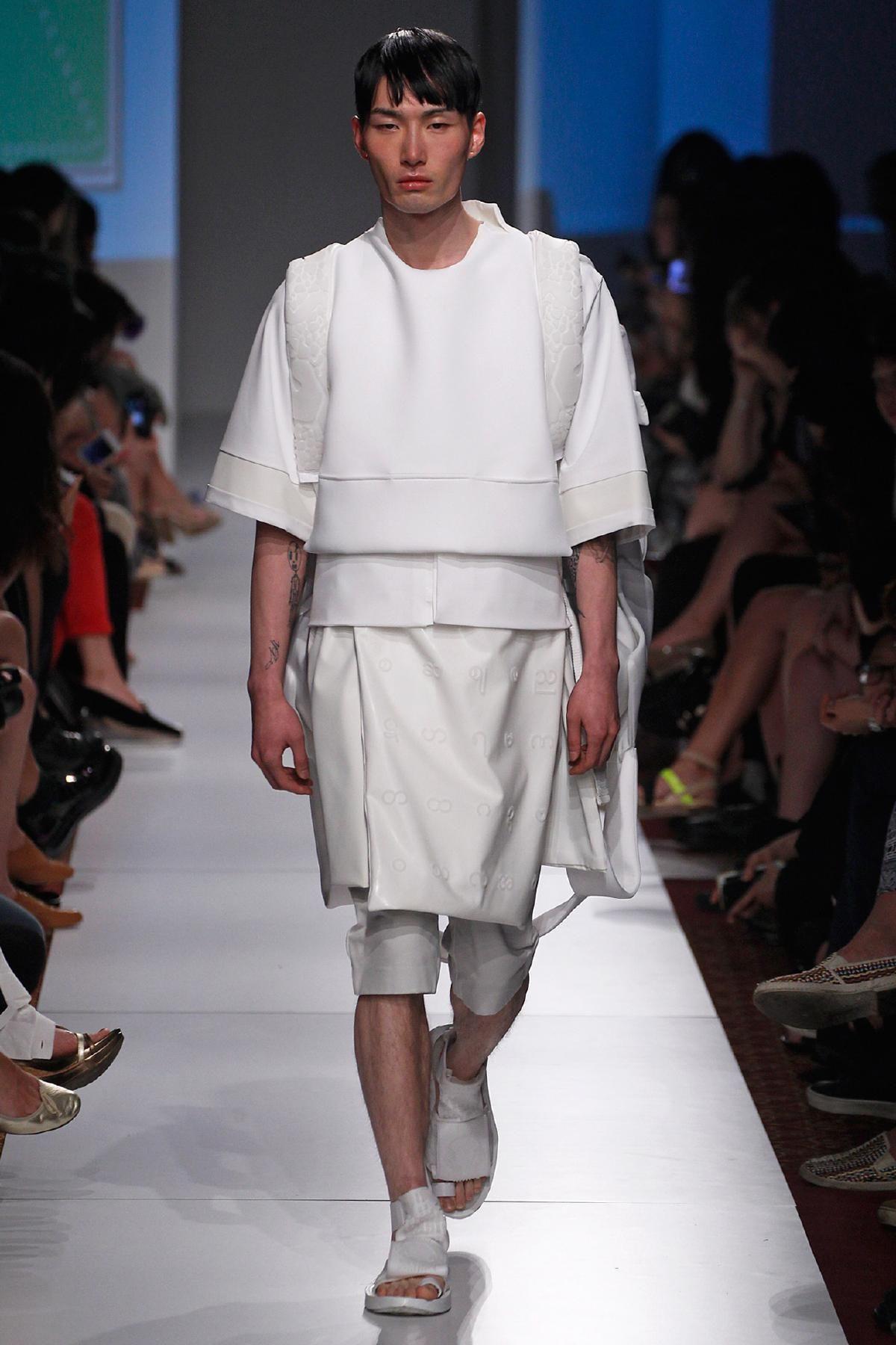 Parsons 2013 Fashion Show  Thi Wan