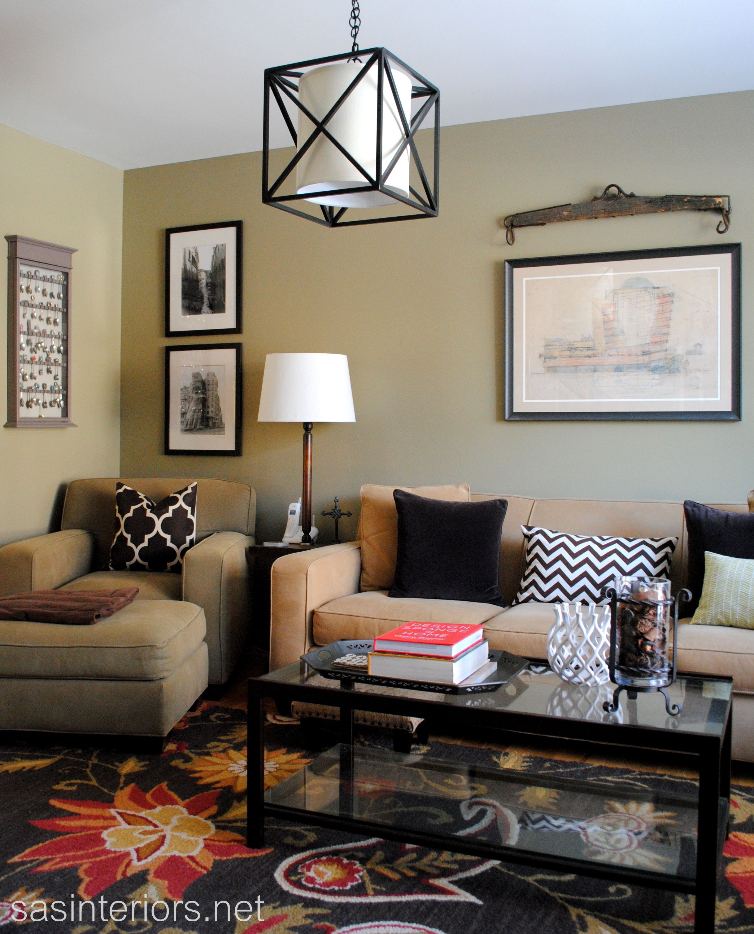 front room design ideas | Photo Gallery of the Front Room Painting ...