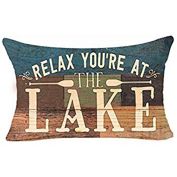 Amazon Com Manual The Lodge Collection Reversible Throw Pillow
