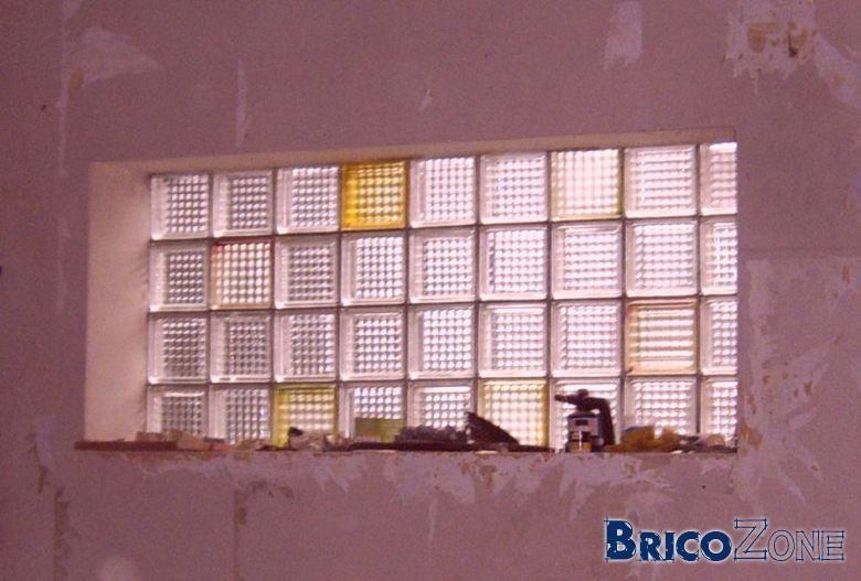 ouverture mur maison brique de verre recherche google - Pave De Verre Exterieur