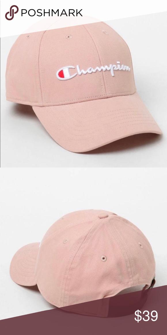 Light Pink Tommy Hilfiger Hats Heathered Baseball Cap