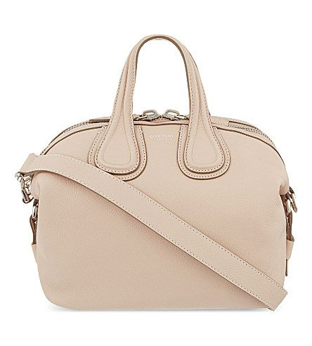 GIVENCHY Nightingale Small Leather Shoulder Bag. #givenchy #bags #shoulder bags #hand bags #leather