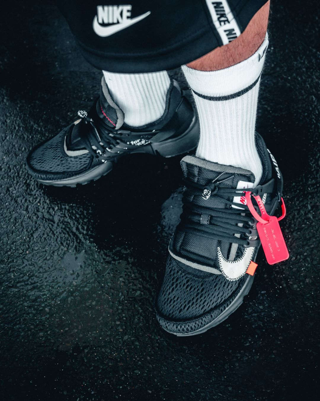 huge selection of b19c9 f145d Nike Air Presto Black, Nike Presto, Off White Converse, New Sneaker  Releases,