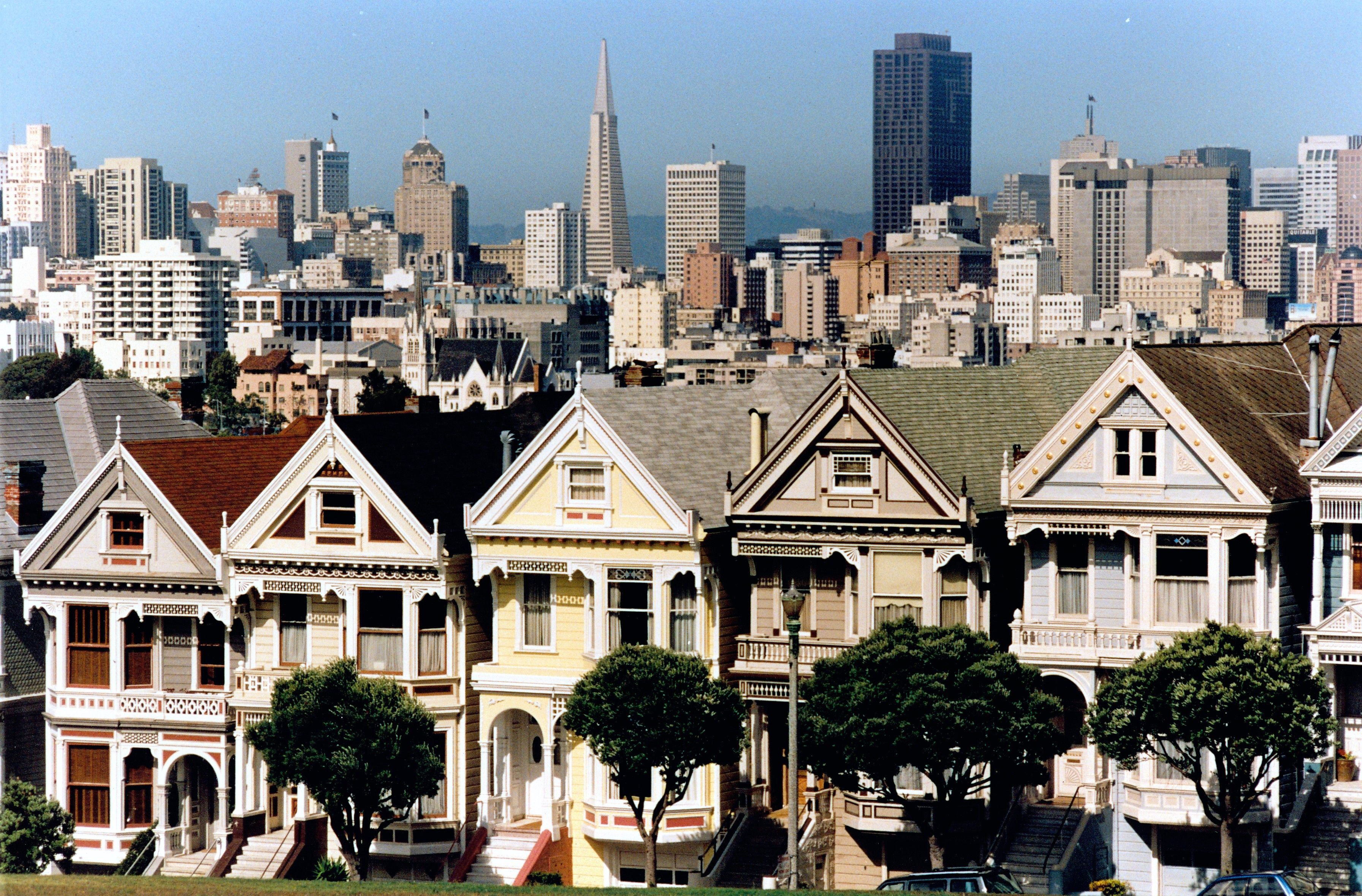 Painted Ladies San Francisco My Photography Pinterest