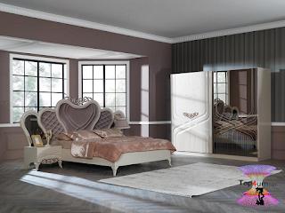 غرف نوم مودرن بتصميمات جديده 2020 Luxurious Bedrooms Furniture Home Decor
