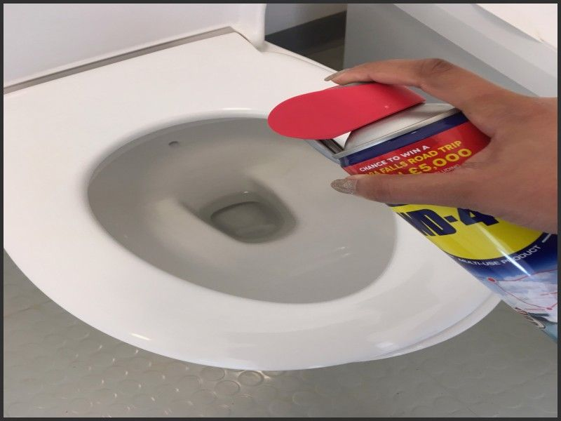 New How To Remove Rust Stains In Toilet