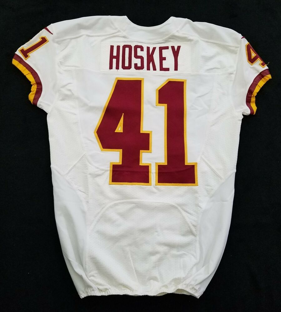 size 40 e18b0 b59a4 eBay #Sponsored #41 DreQuan Hoskey of Washington Redskins ...
