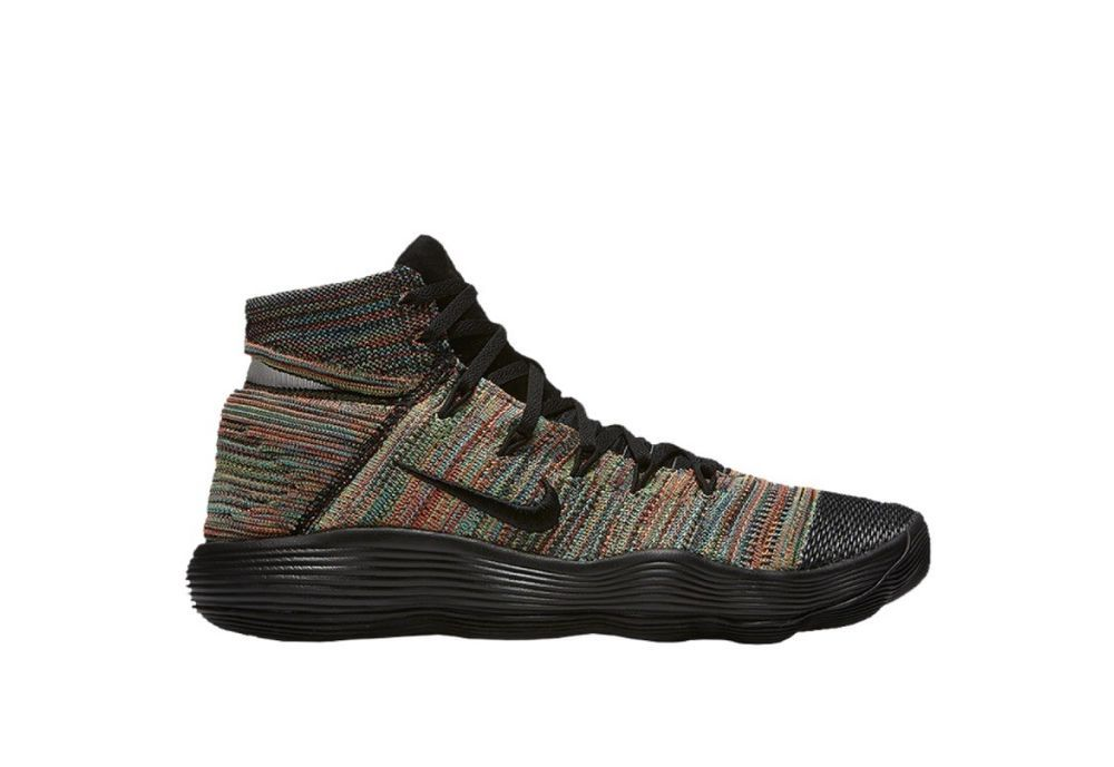 551e5b240502 Nike React Hyperdunk 2017 Flyknit Multi-color Basketball 917727-006   fashion  clothing  shoes  accessories  mensshoes  athleticshoes (ebay link)