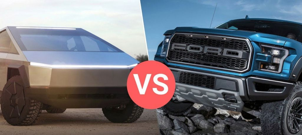 Tesla Cybertruck Is Almost 20 000 Cheaper Than Ford F 150 Over 5 Years With Images Ford F150 Pickup Trucks Tesla