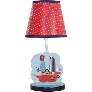 Bedtime Originals Treasure Island Lamp Blue