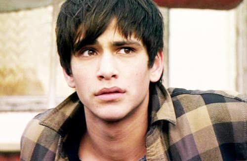 Luke Pasqualino as Freddie McClair...such a perfect face!