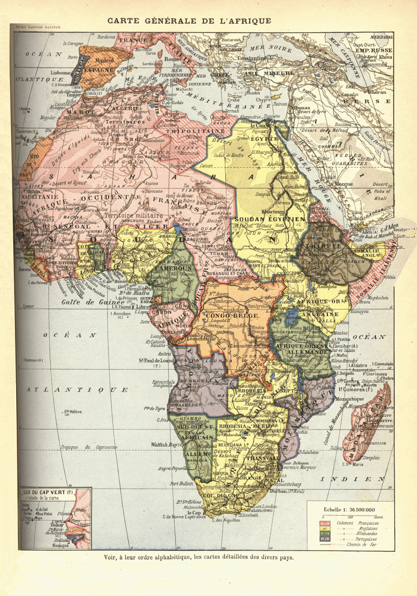 The Scramble For Africa And Its Lasting Impacts