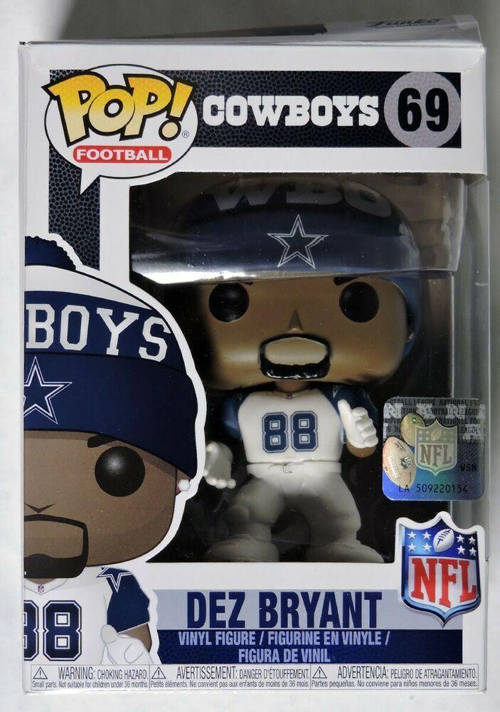 A0575 Pop Nfl Football 69 Dallas Cowboys Dez Bryant