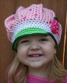Gloves Scarf /& Winter Hat Berrt Cool Strawberry Shortcake Winter set
