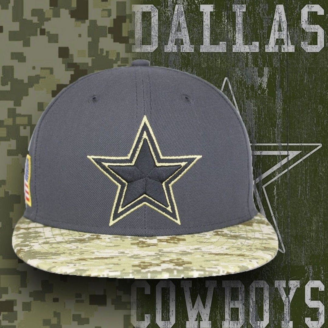 sale retailer 1fde0 a0f6f Show your love for the Dallas Cowboys and the men and women ...