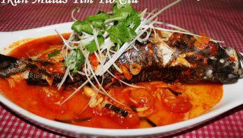 Resep Ikan Gurame Tim Steam Hongkong Ala Dentist Chef Resep Ikan Makanan Resep Masakan Asia