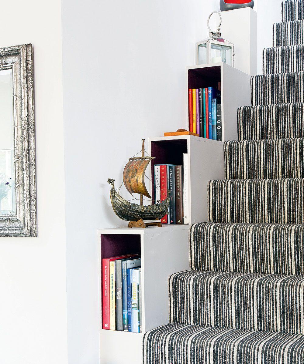Bespoke Under Stairs Shelving: 7 Beautiful Ways To Display Your Books