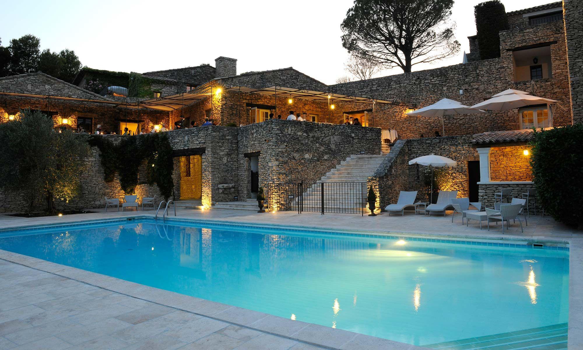 Mas des herbes blanches relais ch teaux gordes luxury - Hotel le mas du soleil salon de provence ...
