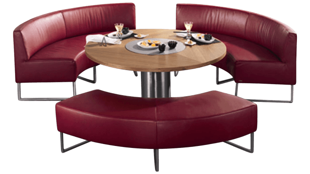 Koinor Eetbank Bottom.Eethoek Rond Bottom Koinor In 2019 House Livingroom Table