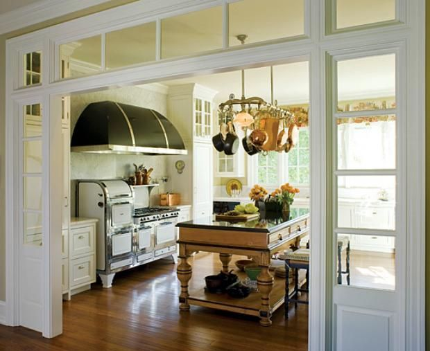 Traditional u shaped kitchen cabinets linda l floyd - Interior design san francisco bay area ...