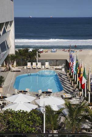 Windsor Atlantica Hotel Rio De Janeiro Brasil Hotel