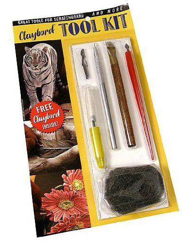 Claybord Tool Kit