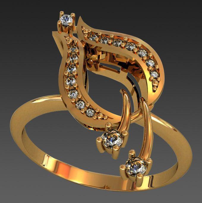 Ary Jewellers Latest Designs 2014 Gold And Diamond Diamond