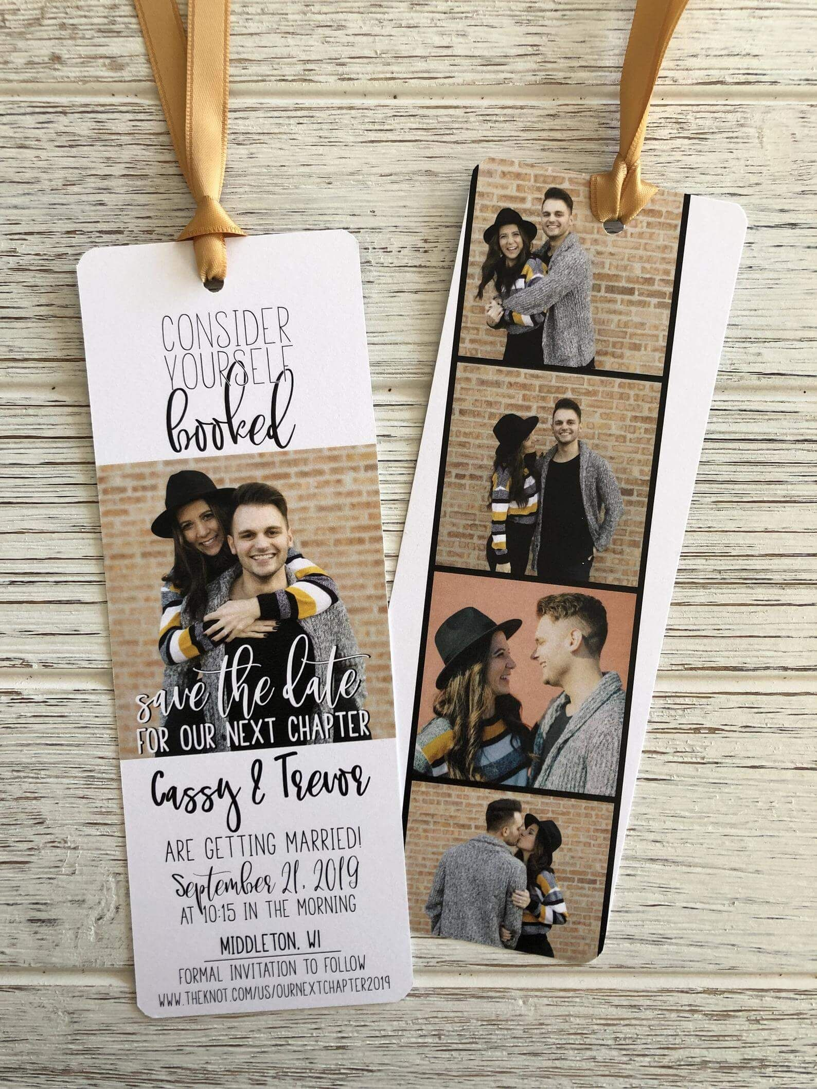 how to address save the dates to engaged couple