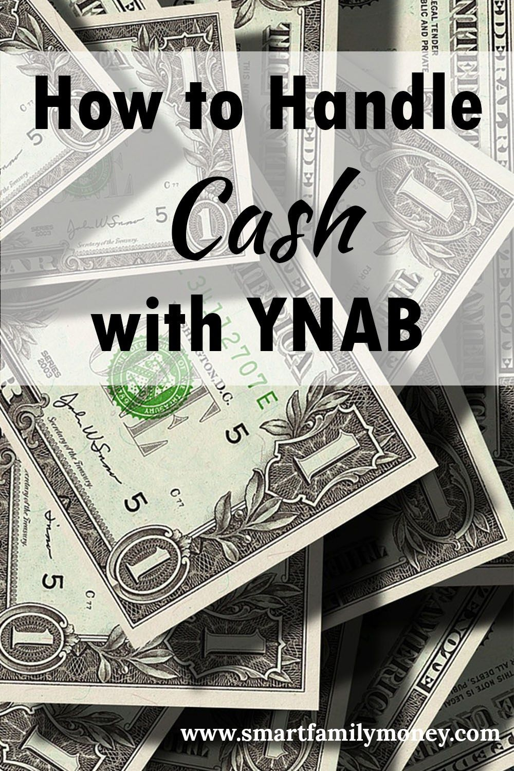 How to Handle Cash with YNAB   BEST OF SMART FAMILY MONEY