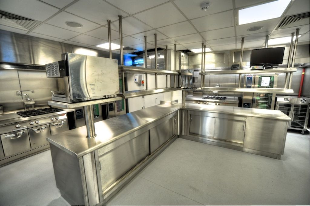 Commercial kitchen design easy 2 commecial kitchen for Commercial kitchen flooring ideas