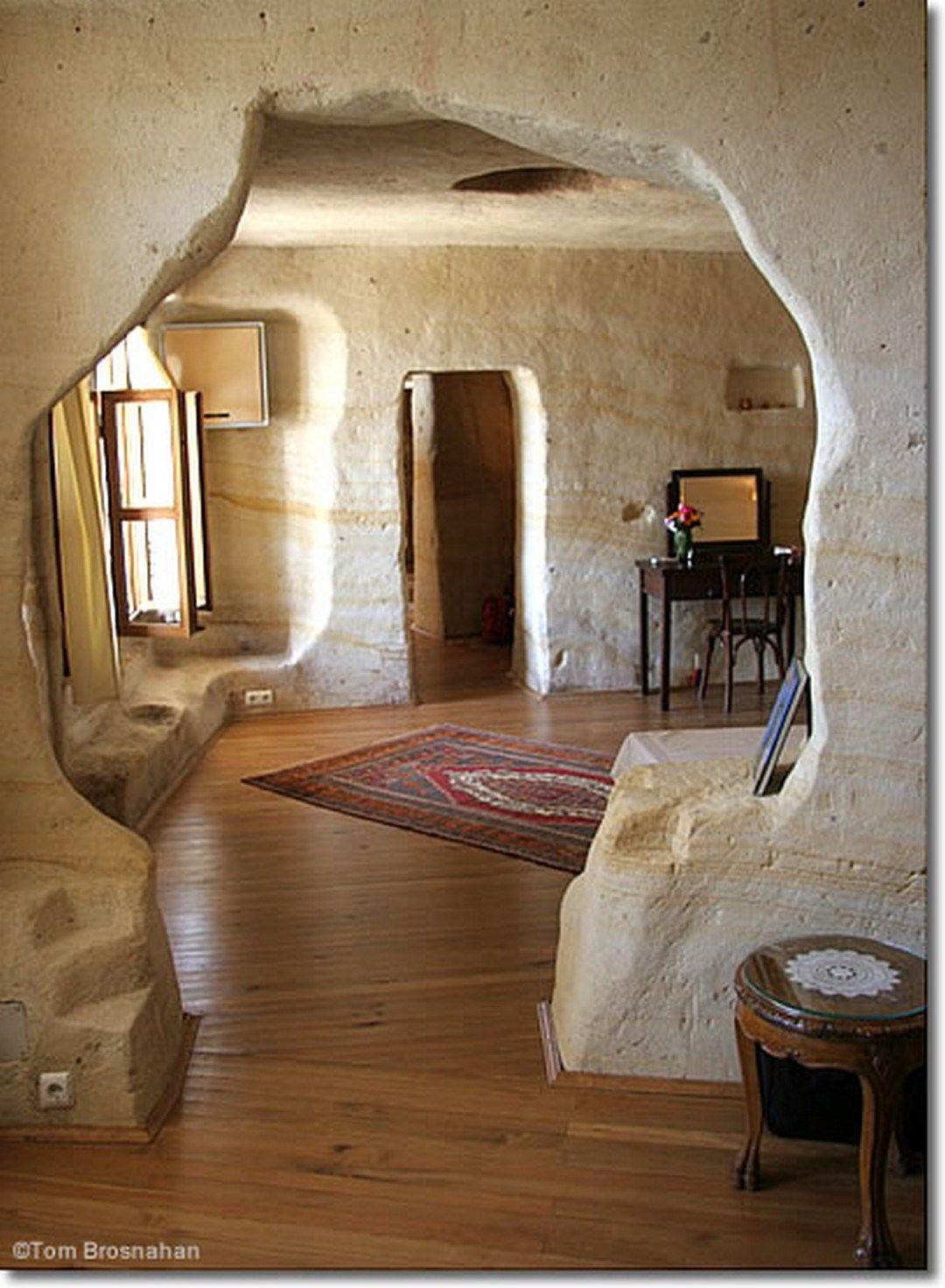 Cob House Interior Design Ideas 99 Stunning Photos (17) | Cob ...