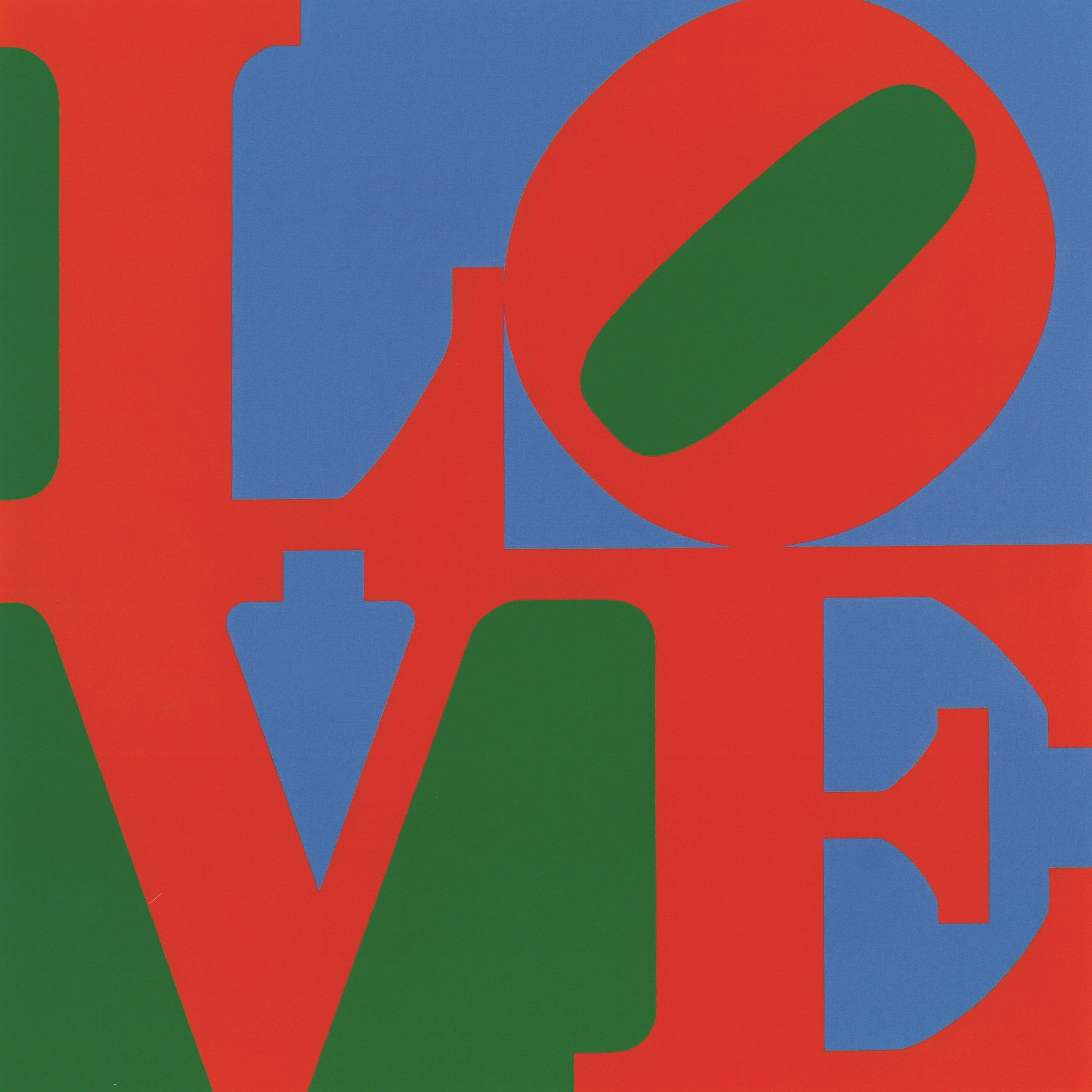 Robert Indiana A Career Defined By Love No Longer Pinterest