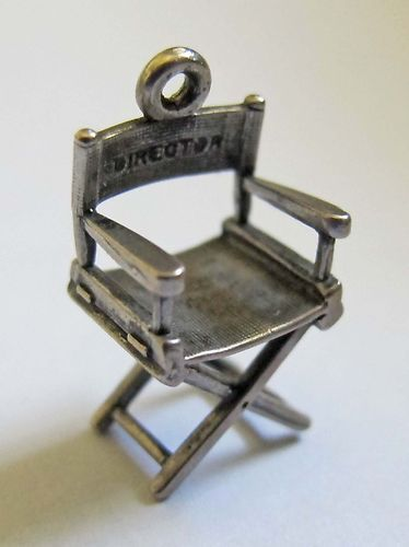 Charms for Bracelets and Necklaces Rocking Chair Charm