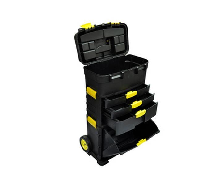 Rolling Tool Box | ... Rolling Workshop Tool box Storage Chest Detachable Toolbox Wheels