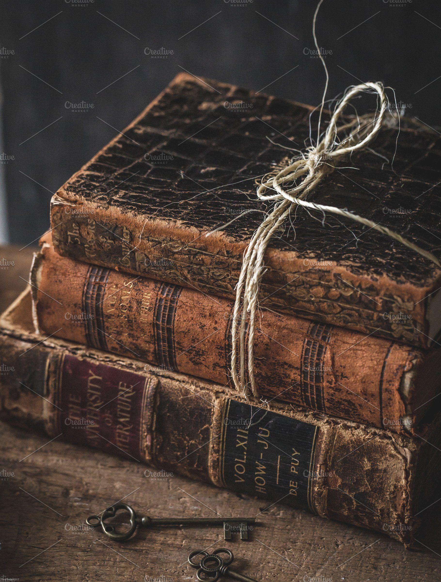 Vintage Books Vintage Books Medieval Books Book Aesthetic