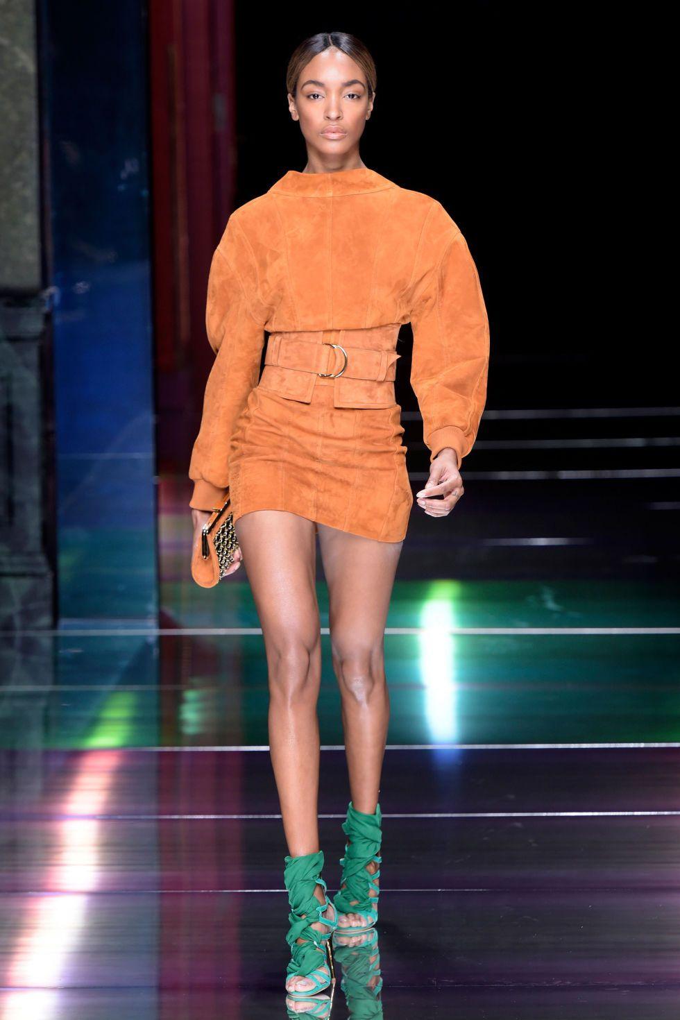 Kendall Jenner Paris Fashion Week - Balmain SS16 | Kendall
