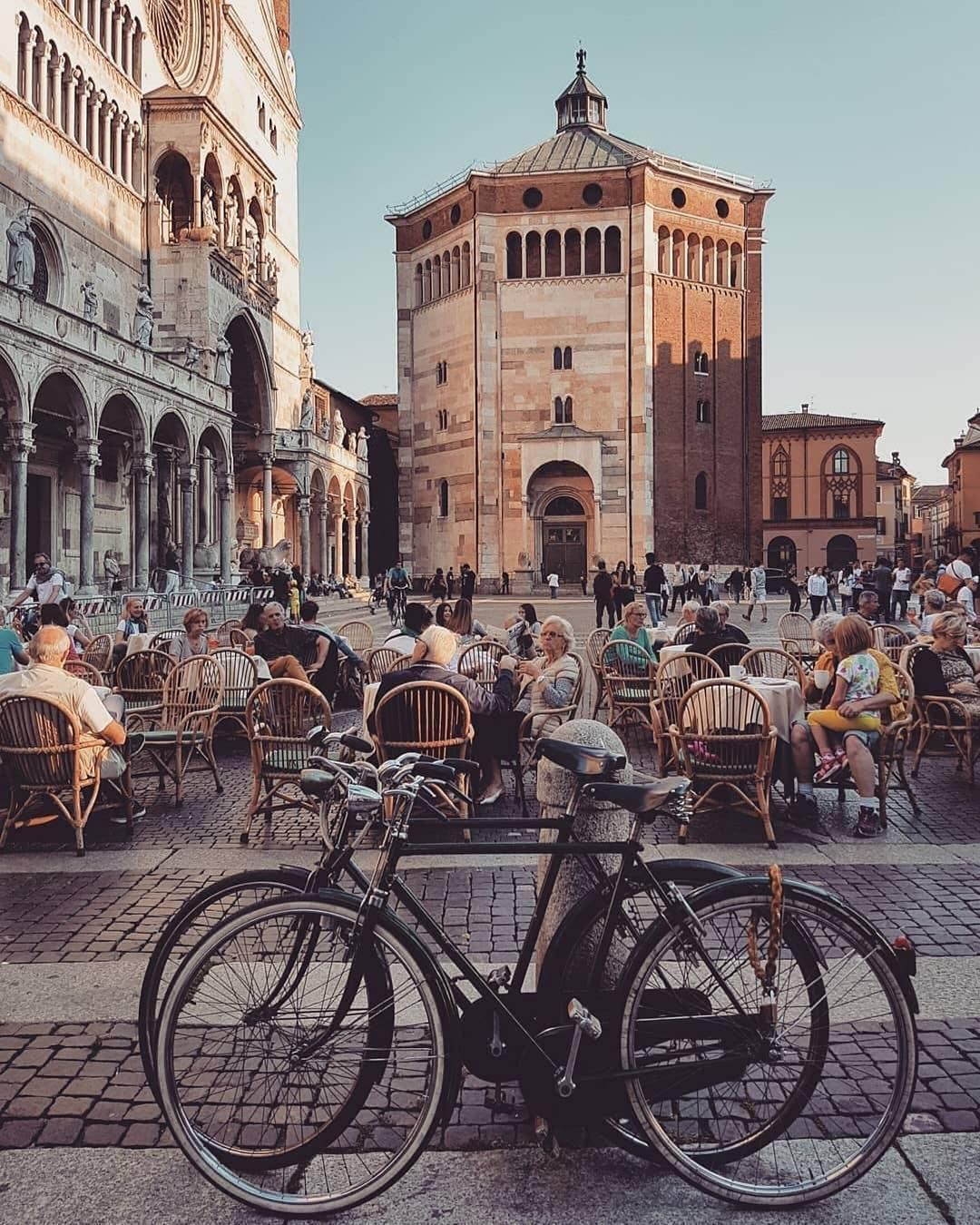 In love with Cremona! And you? Have you ever been in Cremona? Cremona -  Italy ... | Cremona, Italy travel, Explore italy