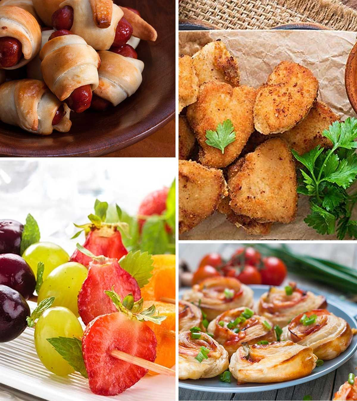 19 healthy and easy finger foods for kids delicious