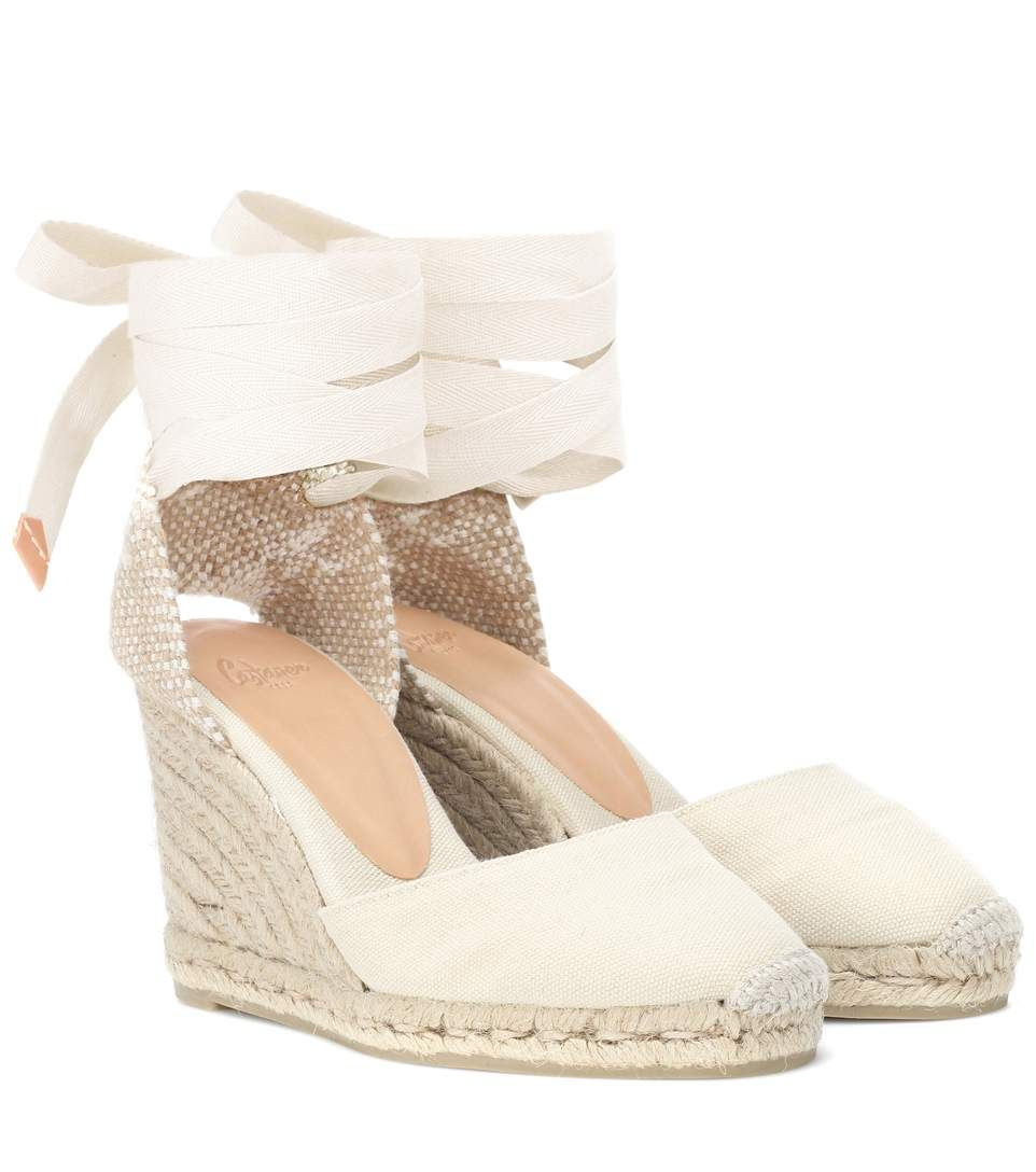 e98231615d4 Carina canvas wedge espadrilles in 2019 | Wardrobe Dream ...