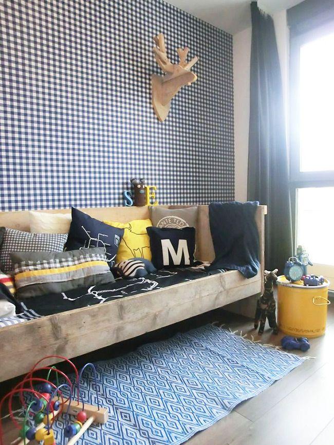 Zoom sur les tendances  le vichy Kids rooms, Room and Kid decor