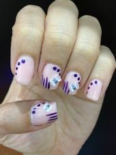 Photo of OPI Privacy Please! by Egeria  Nail Art Gallery nailartgallery.na by Nails M