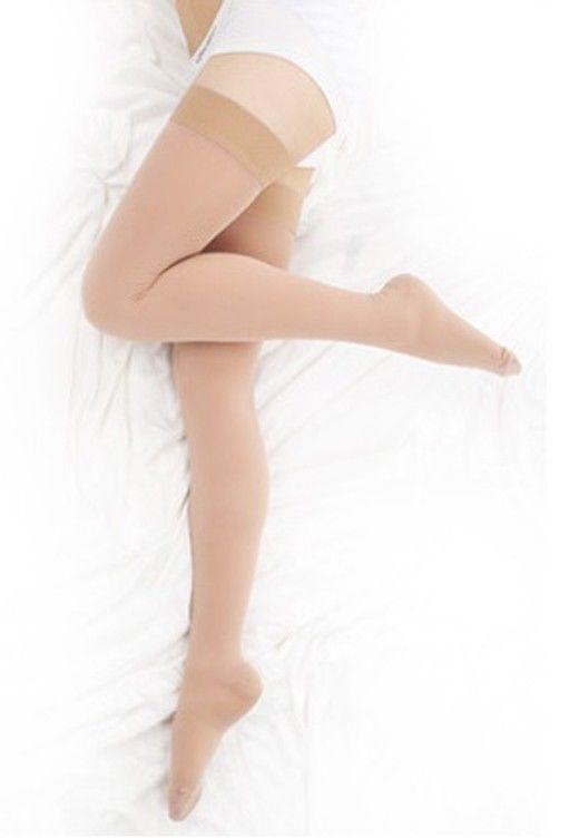 49be909740 Compression Thigh High Stockings Compression Hosiery #ebay #Fashion ...
