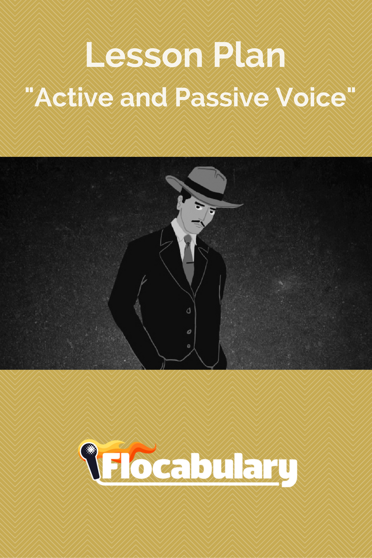 Stop writing in the passive voice, and use strong verbs to