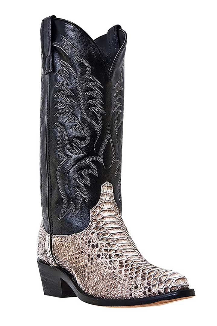 Bota Key 1 Magician: Laredo Men's Key West Python Cowboy Boots