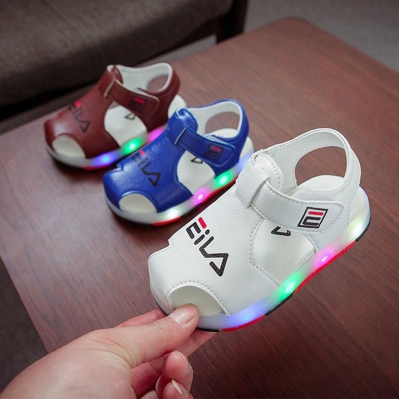 casual cool baby girls boys shoes