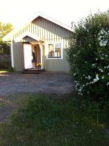 entrance, Öland, stuga Vickleby, Färjestaden