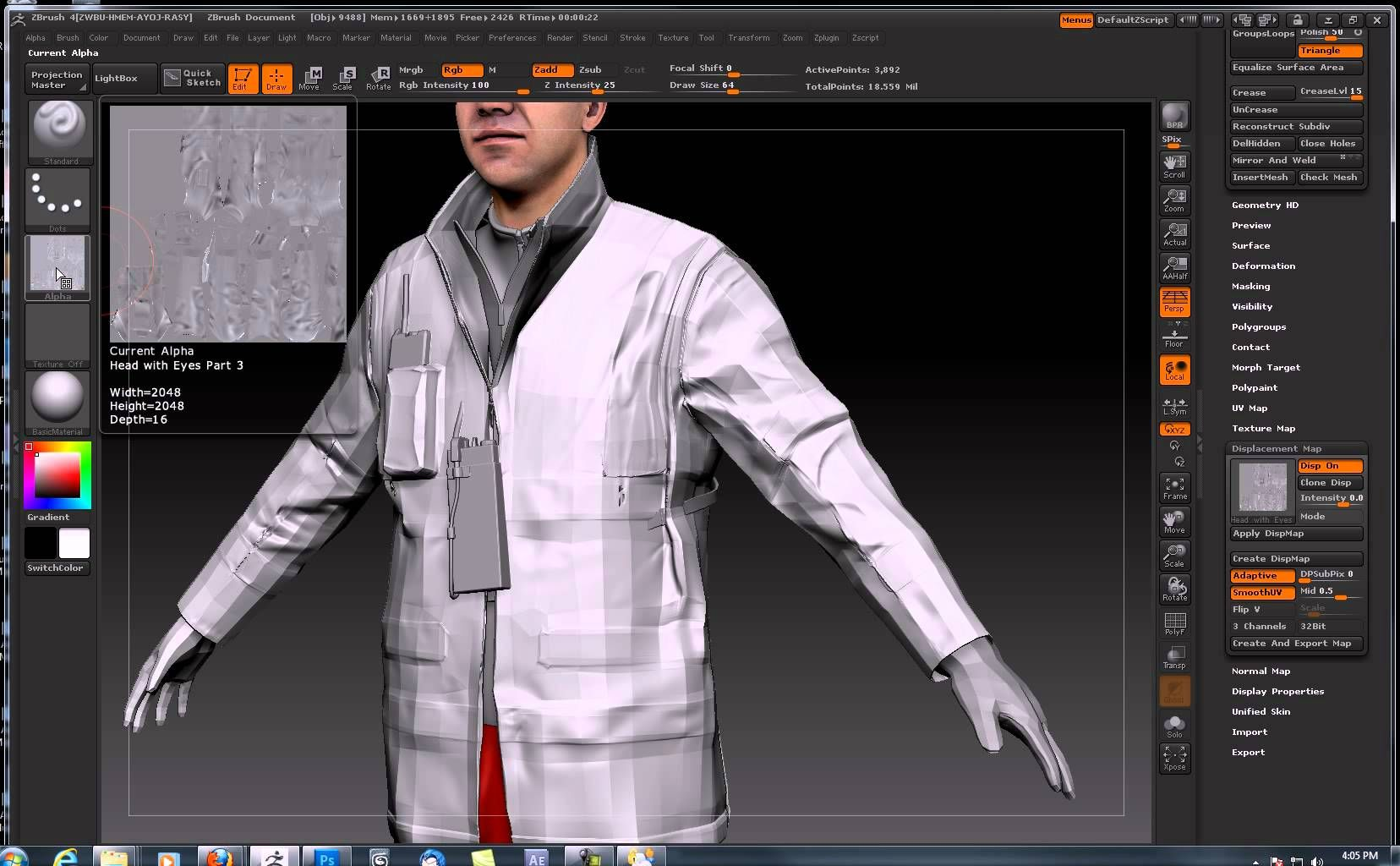 Nice trick! Capturing Matcap Materials and Exporting to Game