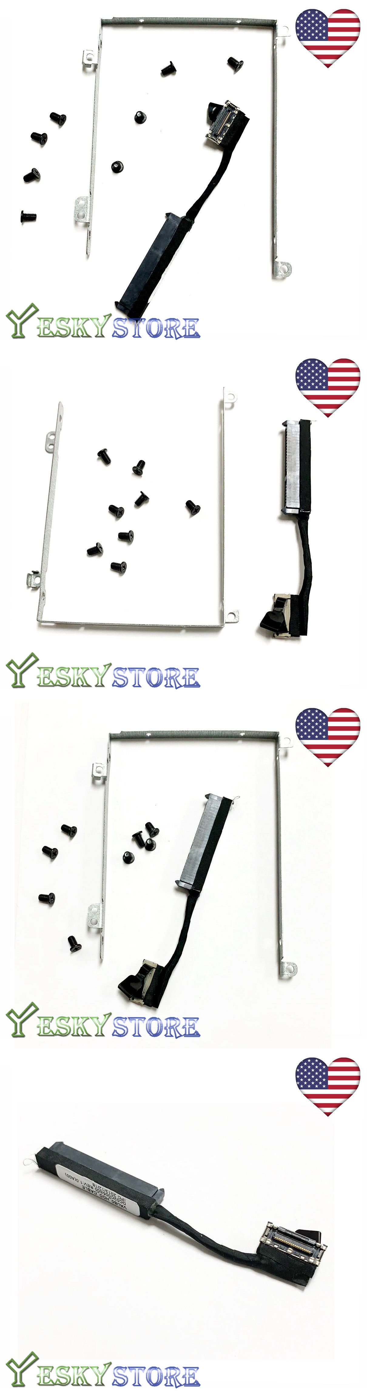 for DELL Precision M3800 XPS15 9530 Hard Drive HDD Backet Caddy /& Cable /& Screws