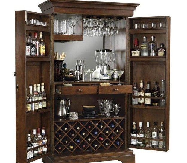 Unique Liquor Cabinet Ikea For Home Bar Room Furniture Ideas: Elegant Brown Liquor  Cabinet Ikea